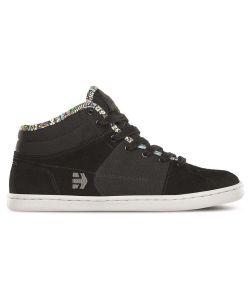 Etnies Senix D Mid Black Women's Shoes