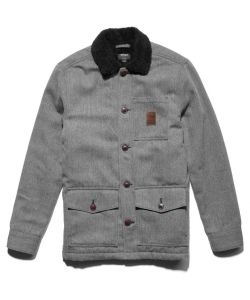 Etnies Sherp Dog Black Men's Jacket