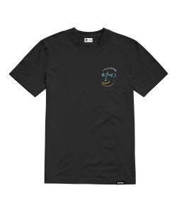 Etnies Smile Black Men's T-Shirt