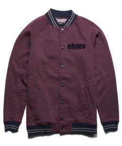 ETNIES STADIUM BBALL BURGUNDY FLEECE ΦΟΥΤΕΡ