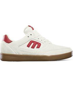 Etnies Veer Matt Berger White Red Gum Ανδρικά Παπούτσια