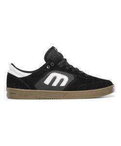 Etnies Windrow Black Gum White Ανδρικά Παπούτσια