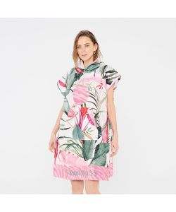 Femi Stories Screen Poncho My Wild Paradise