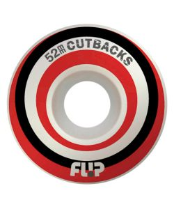 FLIP CUTBACK 52mm 99A RED ΡΟΔΕΣ