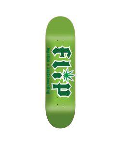 FLIP HKD LEGALIZE GREEN 8.5 SKATE DECK