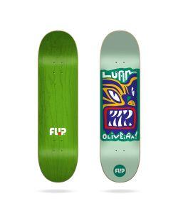 """Flip Luan Block 8.13"""" Σανίδα Skateboard"""