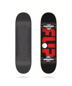 "Flip Odyssey Black 8.25"" Complete Skateboard"