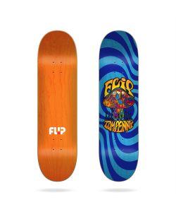 "Flip Penny Loveshroom Stained Blue 8.0"" Σανίδα Skateboard"