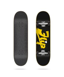 "Flip Script Black 8.0"" Complete Skateboard"