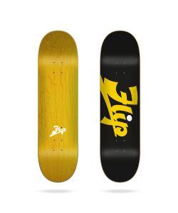 "Flip Script Black 8.25"" Σανίδα Skateboard"