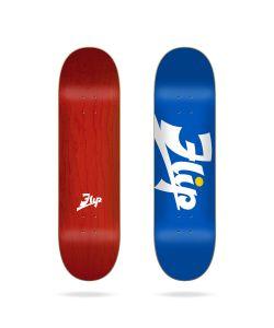 "Flip Script Blue 8.25"" Σανίδα Skateboard"