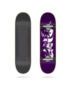"""Flip Smokin Purple 8.25"""" Complete Skateboard"""