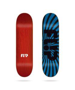 "Flip Spiral Blue 8.13"" Σανίδα Skateboard"