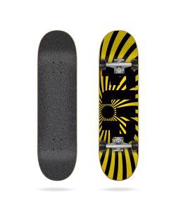 "Flip Spiral Yellow 8.0"" Complete Skateboard"