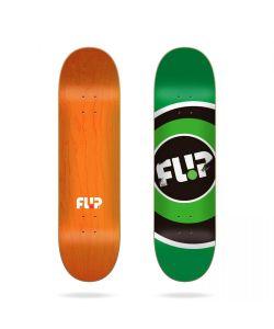 FLIP START GREEN 8.45 SKATE DECK