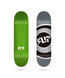 Flip Start Grey 8.5 Skate Deck