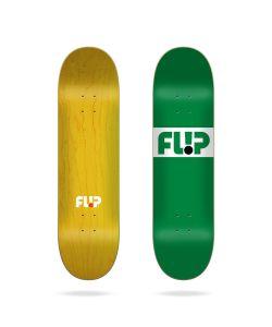 Flip Team Capsule Green 8.5 Skate Deck
