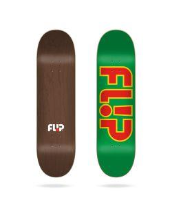 "Flip Team Combat Green 8.25"" Σανίδα Skateboard"