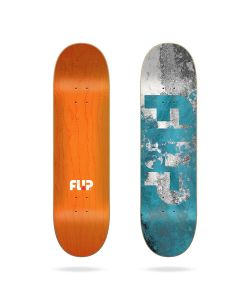 Flip Team Distortion Blue 8.38 Skate Deck