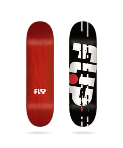 Flip Team Odyssey Glitch Black 8.38 Skate Deck