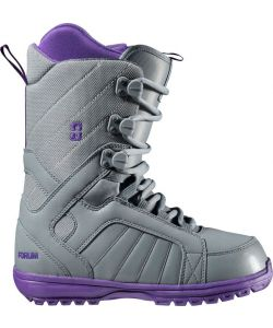 Forum Bebop Charcoal Purple Γυναικείες Μπότες Snowboard