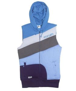 Forum Cosmo Aura Blue Women's Zip Hood