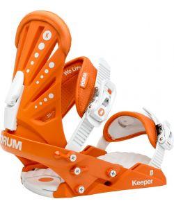 Forum Keeper Orange Smog Γυναικείες Δέστρες Snowboard