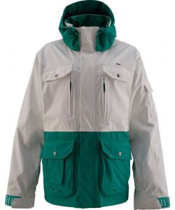 Foursquare Adams Mont Blanc Men's Snow Jacket