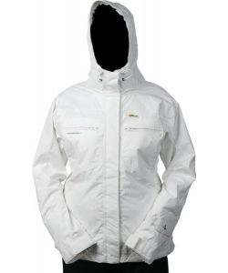 Foursquare Chrissy White Women's Snow Jacket