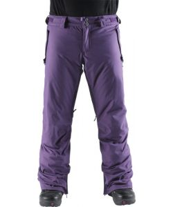 Foursquare Craft Plum Women's Snow Pants
