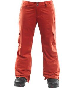 Foursquare Craft Red Women's Snow Pants