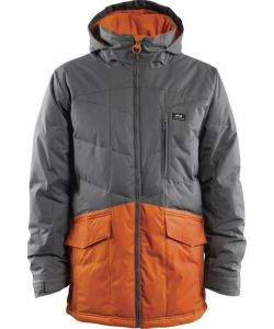 Foursquare Foreman Cast Iron Men's Snow Jacket