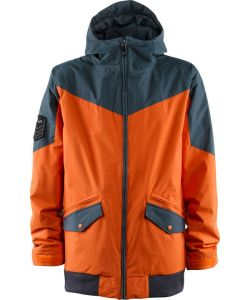 Foursquare Howl Solar Midnight Men's Snow Jacket