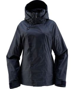 Foursquare Peterson Midnight Blue Women's Snow Jacket