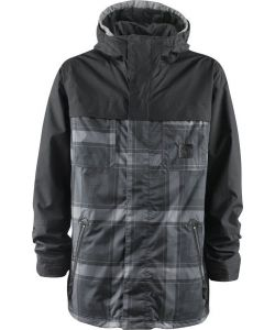 Foursquare Recoil Backwoods Print Blacktop Men's Snow Jacket