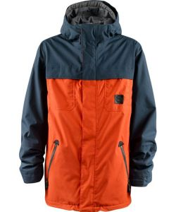 Foursquare Recoil Solar Midnight Sunset Men's Snow Jacket