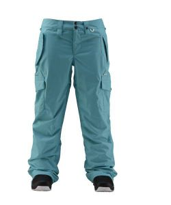 Foursquare Sammoff Helsinki Blue Women's Snow Pants