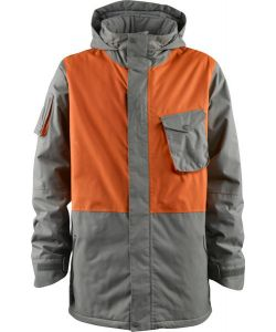 Foursquare Victory Granite Sunset Men's Snow Jacket