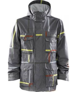 Foursquare Vise Cast Iron Men's Snow Jacket