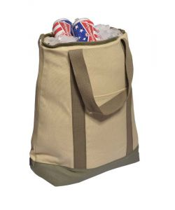 FOURSTAR ICEBOX TOTE KHAKI ΤΣΑΝΤΑ-ΨΥΓΕΙΟ