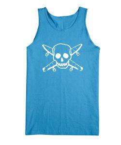 Fourstar Pirate Turquoise Ανδρικό Αμάνικο