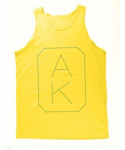 FOURSTAR THINLINE OAKLAND YELLOW ΑΜΑΝΙΚΟ
