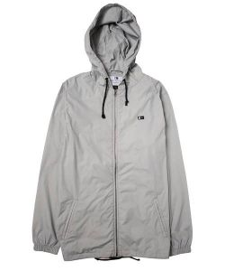 Fourstar Ximeno Grey Windbreaker