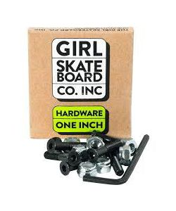 GIRL 1 NEW HARDWARE BOLTS