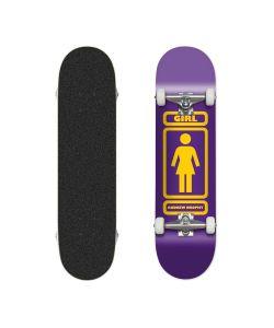 Girl Andrew Brophy 8.125 Complete Skateboard