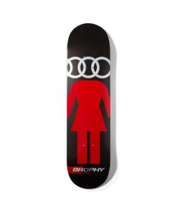 Girl Andrew Brophy Carnut One Off 8.375 Skate Deck