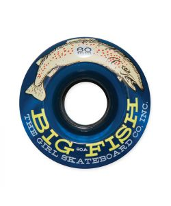 Girl Big Fish Cuiser Wheels