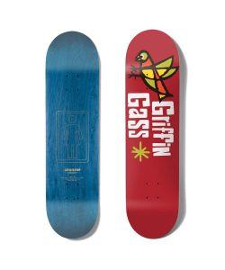 Girl Gass Pictograph 8.25' Skate Deck