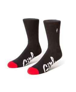 Girl Micro Og Black Socks