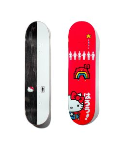 Girl Mike Carroll Hello Kitty Skate Deck